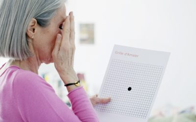 What is age related macular degeneration and what can we do about it?